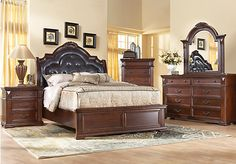 shop for a beckford 5 pc king bedroom at rooms to go find