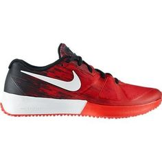 NIKE Zoom Speed Trainer Mens Training Shoe RedBlackWhite US105 * More info could be found at the image url.