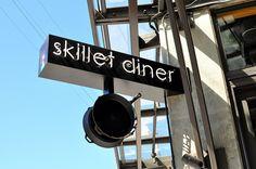 Skillet Diner - Seattle by Cathy Chaplin | GastronomyBlog.com, via Flickr