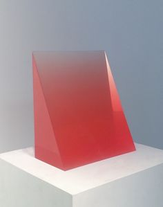Sculpture by Peter Alexander, a significant contributor to the California Light and Space movement