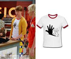 Austin & Ally: Season 4 Episode 2 Dez's Hand Puppet Tee