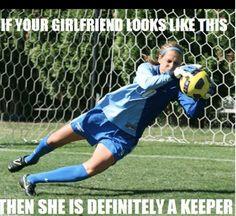 Soccer goal keeper meme