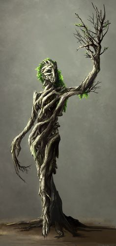 Dryad - MonsterSquad by Neverheidae on DeviantArt