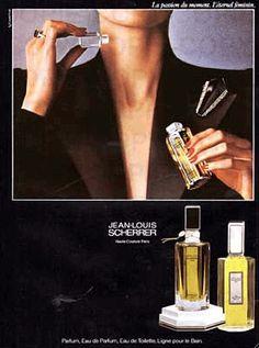 Scherrer Perfume. I love it.