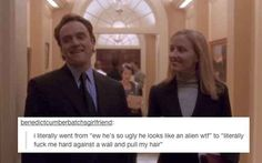 """Tumblr Comments Added To """"The West Wing"""" Is Weirdly Perfect"""
