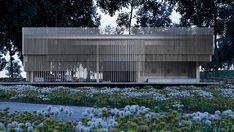 Revit Architecture, Restaurant, Landscape Design, Space, Gallery, Outdoor Decor, Projects, Buildings, Digital Art
