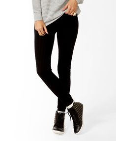 Cable Knit Sweater Leggings if i got these i be there happiest girl in the world $11.80