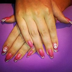 acrylic design - Nail Art Gallery