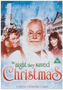 The Night They Saved Christmas [TV to VHS recording]