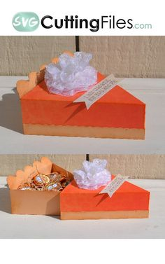 Cute for gift box.  Especially to make enough to form a whole pie....