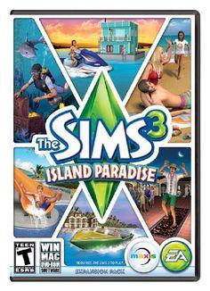 The Sims 3 Island Paradise - PC/Mac - http://battlefield4ps4.com/the-sims-3-island-paradise-pcmac/