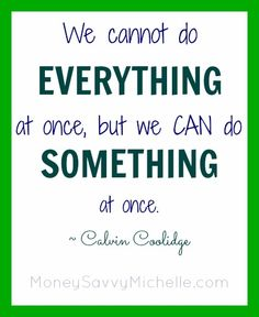 Inspirational quote about getting started http://www.moneysavvymichelle.com/inspirational-quote-about-getting-started-motivational-monday/ #MotivationalMonday #quotes