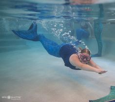Mermaiding is a great way to swicth up your swim or to encourage kids to become strong swimmers. Kitty Hawk Kites Mermaid School at the Sanderling Resort, OBX, NC, Epic Shutter Photography.