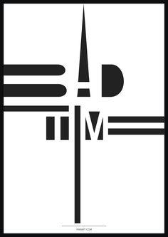 black and white poster Black And White Posters, Bad Timing, Graphic Design Posters, Art Images, Service Design, Architecture Design, Art Photography, Digital Art, Behance