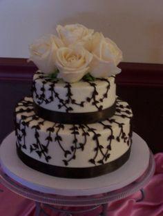 Bread Art Wedding Cake