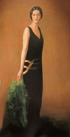 Woman of Tuxedo Park
