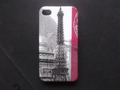 A personal favorite from my Etsy shop https://www.etsy.com/listing/110157997/welcome-paris-decoupage-case-classic