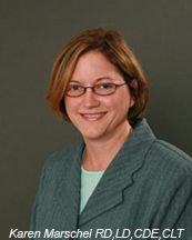 Karen Marschel, RD, LD, CDE, CLT - Certified LEAP Therapist in Central Minnesota