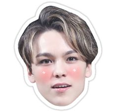 Buy 'Vernon Seventeen' by interludewings as a Sticker, Transparent Sticker, or Glossy Sticker
