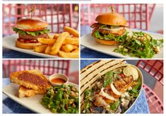 First look at the New Offerings at ABC Commissary in Hollywood Studios Hollywood Studios, In Hollywood, Salmon Burgers, Disney Parks Blog, Ethnic Recipes, Hamburger, Menu, Restaurant, Places