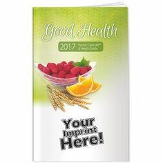 Pocket Calendar - 2017 Good Health Pocket Calendar and Health Tips Pocket Calendar, Calendar 2017, Cheap Promotional Items, World Yoga Day, Custom Calendar, Product Offering, Stay Fit, Fitness Tips, Health Tips