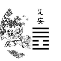 25. |¦¦||| - Without Embroiling (無妄 wú wàng)