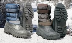Groupon - Unisex Waterproof All-Weather Boots for £16.99 (72% Off) in [missing {{location}} value]. Groupon deal price: £16.99