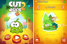 cut the rope 2 - Google Search