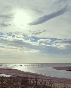 A view of Hooper Bay today, where the sky kisses you
