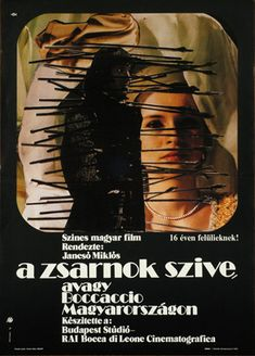 Teresa Ann Savoy in A zsarnok szíve, avagy Boccaccio Magyarországon Drama Movies, Hd Movies, Movies And Tv Shows, Movie Tv, West Side Story, Budapest, Retro, Movie Posters, Composition