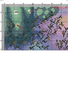 Zz Cross Stitch Bird, Cross Stitch Patterns, Cactus, Plastic Canvas, Embroidery Patterns, Birds, Floral, Flowers, Bright
