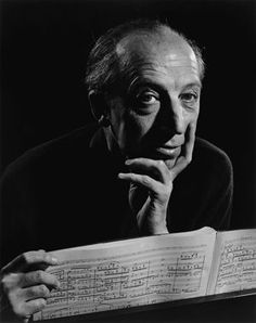 Aaron Copland I think he was the best American classical composer. Aaron Copland, Yousuf Karsh, Classical Music Composers, Music Humor, Human Emotions, Portrait Photographers, Portraits, Conductors, Film Director