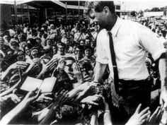 """""""Surely, we can learn, at least, to look at those around us as fellow men. And surely we can begin to work a little harder to bind up the wounds among us and to become in our own hearts brothers and countrymen once again.""""- Robert Kennedy  BornRobert Francis Kennedy  November 20, 1925  Brookline, Massachusetts  DiedJune 6, 1968 (aged 42)  Los Angeles, California"""