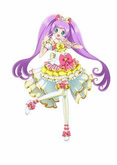 El Anime de Pripara tendrá tercera temporada en Abril del 2016.