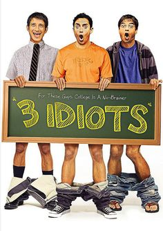 Watch 3 Idiots (2009) Full Movies (HD Quality) Streaming