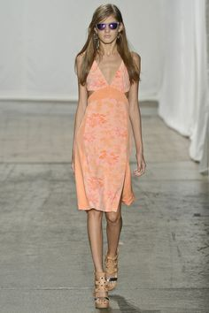 SPRING 2013 READY-TO-WEAR  Rebecca Taylor