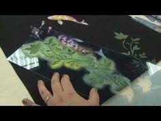 Stencil OPA - 25/11/16 - Mayumi Takushi - Flor de Lótus - YouTube
