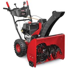 Snow Blowers 42230: Sears Craftsman 5.5 Hp Two-Stage 24 Inch Width Self-Propelled Snow Blower -> BUY IT NOW ONLY: $500 on eBay!