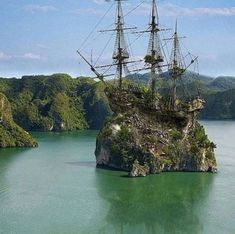 Caribbean Creepy abandoned tall ship,that looks like an island more than a ship.Creepy abandoned tall ship,that looks like an island more than a ship. Abandoned Buildings, Abandoned Ships, Abandoned Mansions, Abandoned Places, Abandoned Train, Abandoned Warehouse, Abandoned Castles, Abandoned Malls, Abandoned Factory
