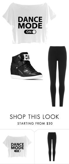 """""""Hip-Hop Outfit"""" by raya-grey on Polyvore featuring DKNY and MICHAEL Michael Kors"""