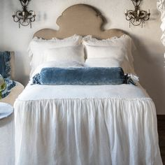 Bella Notte Pillowcase Whisper Linen BNLWH42