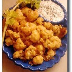 buffalo cauliflower