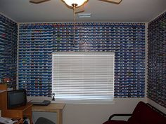 No, Josh - you can't have a room like this!  hwroom2.jpg  Caption: Old Hot Wheels collection, sold. (2,622 packaged cars)  Tags: hot wheels