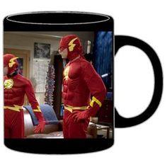 The Big Bang Theory: Mug: Flash (Product Image)