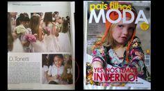 revista Pais e filhos (so cabelinhooo kkk)