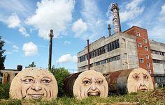 Street Art. Urban Fa
