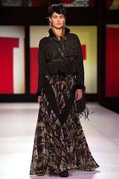 Jean Paul Gaultier - www.vogue.co.uk/fashion/autumn-winter-2013/ready-to-wear/jean-paul-gaultier/full-length-photos/gallery/948255