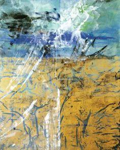 "Saatchi Art Artist Makoto Fujimura; Painting, ""Luke - Prodigal God"" #art"