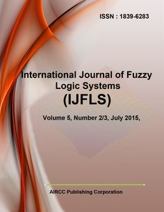 International Journal of Fuzzy Logic Systems is an open access peer-reviewed journal that covers all topics in theoretical, experimental and applied fuzzy techniques and systems. http://airccse.org/journal/ijfls/ijfls.html