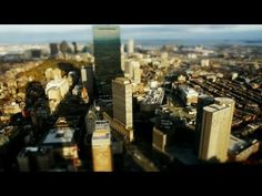 Beautiful Boston - Indeed! (Worth watching until the end...love this town!)